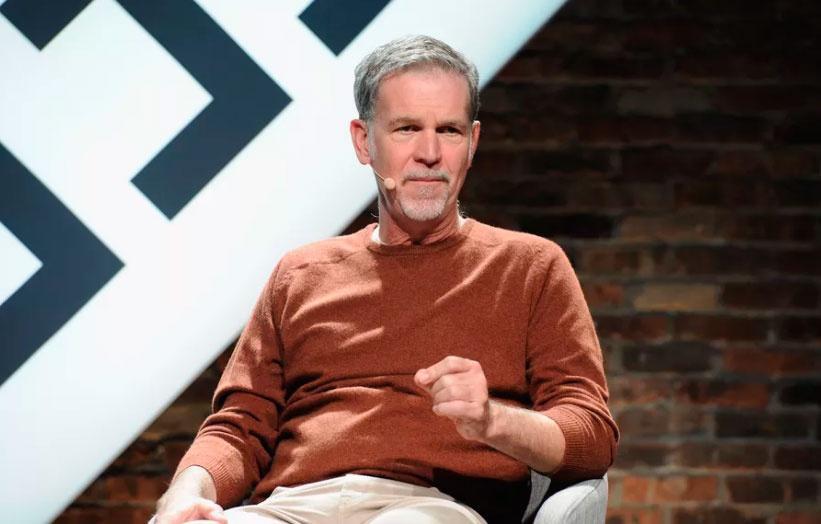 Netflix CEO Reed Hastings Craig Barritt / Getty Images para o New Yorker