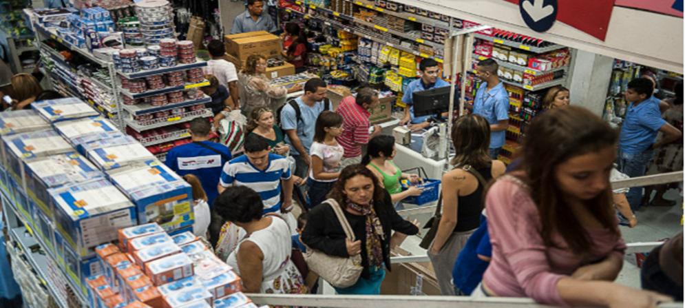Economia brasileira deve crescer 1,8% em 2018, de acordo com projeções do FMI. Foto: EBC