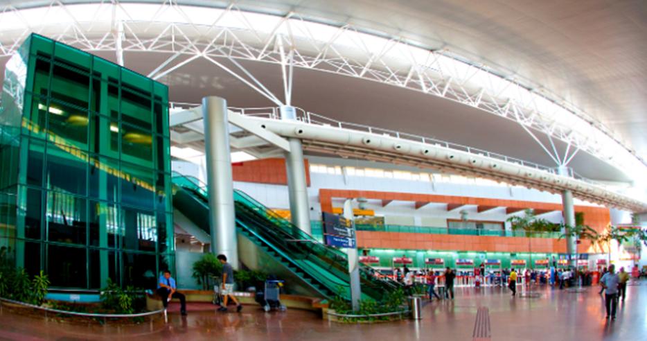 Aeroporto de Maceió ganhou melhorias na estrutura para receber turistas que desembarcam na cidade. Foto: Ascom Semtur